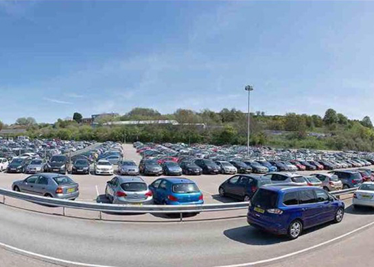 Cheap Long Term Car Park Luton Airport